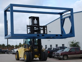 DNV approved frames or containers