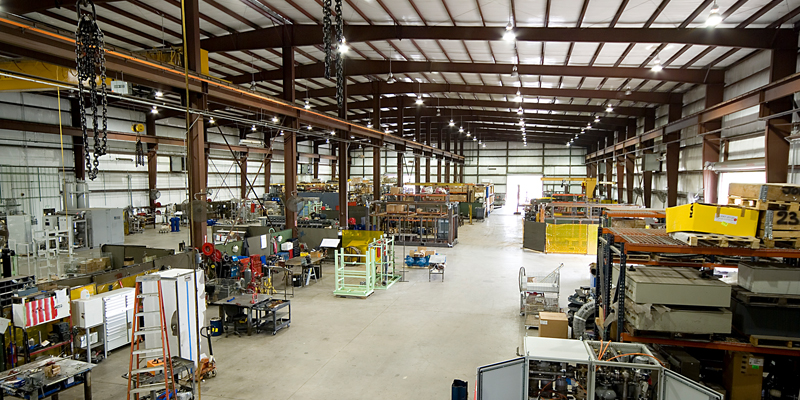 Our Facilities. Houston Vessel Manufacturing